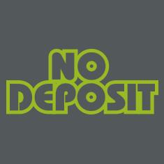 no-deposit