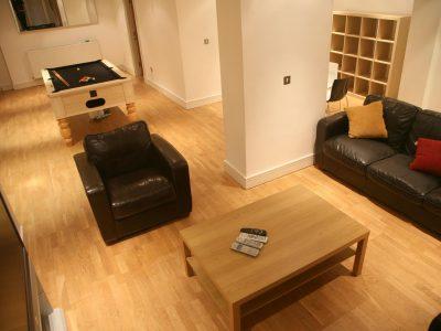 Flat 6 Living Area