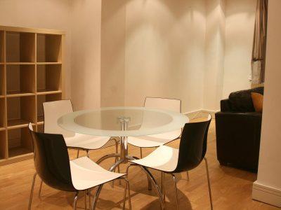 flat 6 Dinning Area